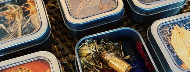 Traveling Altar Boxes by Awakening Joy