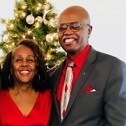Pastor James and Beverly Bowman of Chris