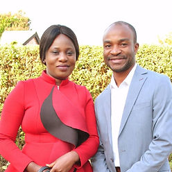 Pastor Archie and Ruth Kapeso of New Day