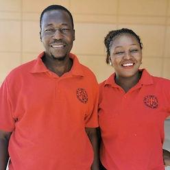 Bishop Godfrey and Zelda Monyela of Hope