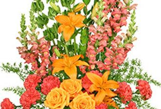 SPIRITUAL SPLENDOR Flower Arrangement