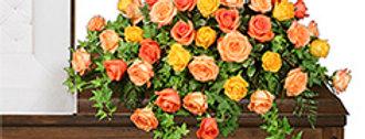 BEAUTIFUL ROSE BENEDICTION Funeral Flowers