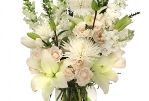 Heavenly Aura Flower Arrangement
