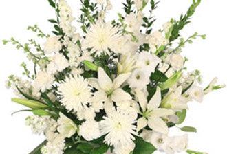 Graceful Devotion Funeral Flowers