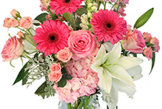 Dearest Treasure Vase Arrangement