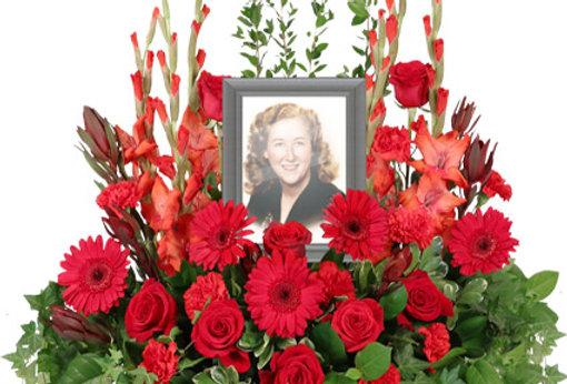 Adoration Memorial Flowers