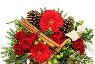 Cinnamon Enchantment Flower Arrangement