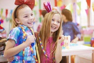 Kindergeburtstag - Pur Party