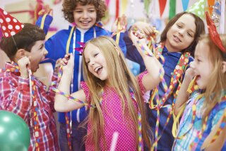 Kindergeburtstag - Smart Party