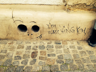 I´m watching you