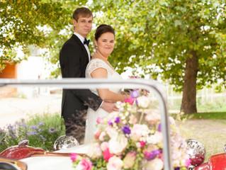 Hochzeit Anne und David