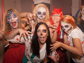 Leipzig Größte Halloweenparty
