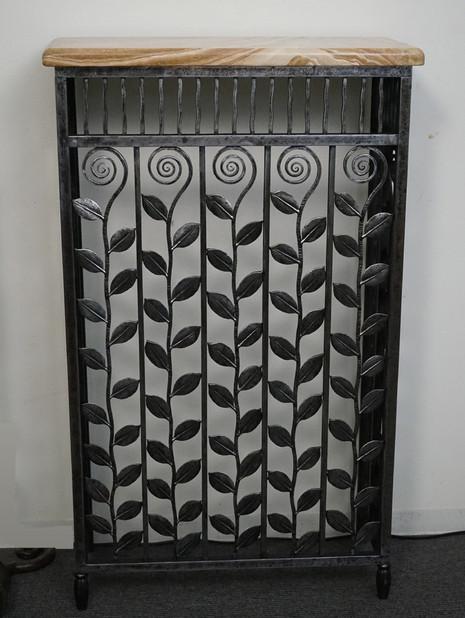 E.ブラント アール・デコ鉄製コンソール