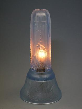ロブジュ 魚文ランプ