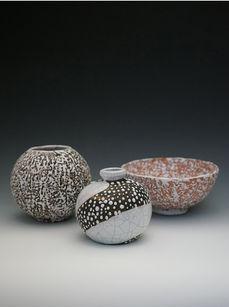 プリマヴェーラ 陶器3点