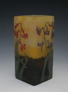ヒヤシンス文花瓶