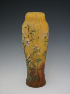 梨花文花瓶
