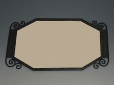 鉄製鏡(八角)