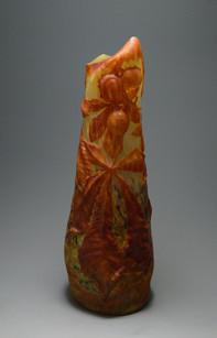 マロニエ文花瓶