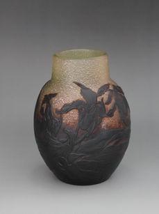 カトレア文花瓶
