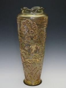 オンベル文花瓶