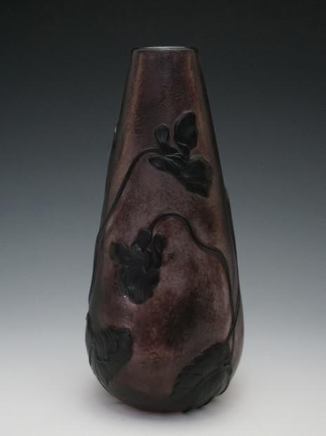 アネモネ文花瓶
