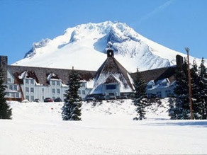 Timberline Lodge, Mt Hood