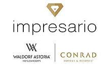 Impresario Waldorf Astoria Conrad Hotels