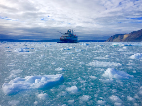 Arctic Expedition - West Greenland & Disko Bay