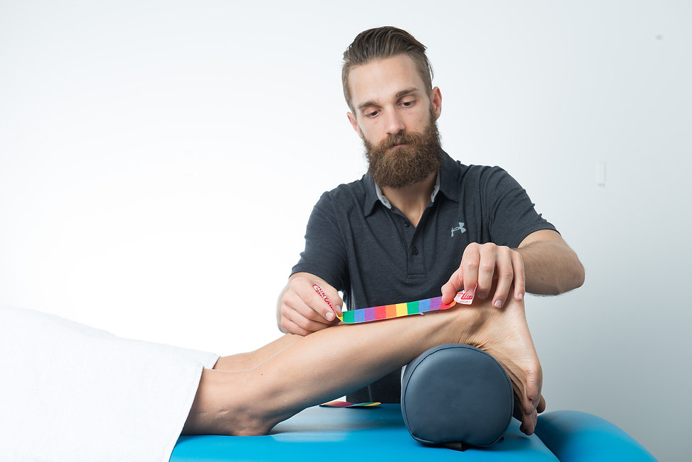 Rocktape in Perth; Rocktape theapist in Melville; Kinesiology tape therapist in Perth