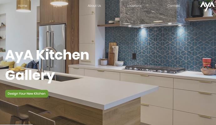 Lead Generation | AyA Kitchen Gallery