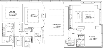 Suite 05 Floor Plan