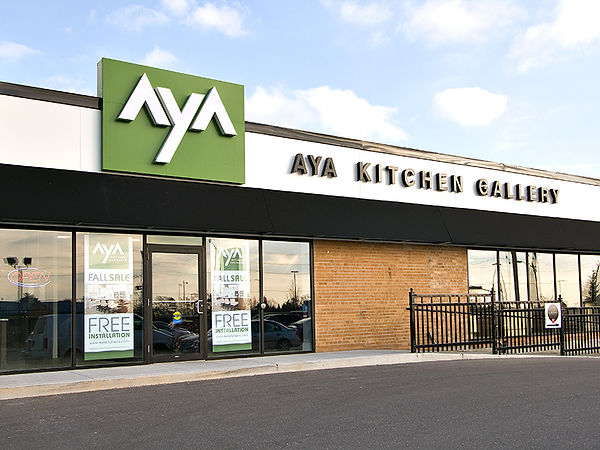 AyA Kitchen Gallery Store Front