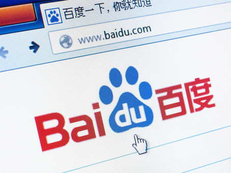 Getting Started On Baidu