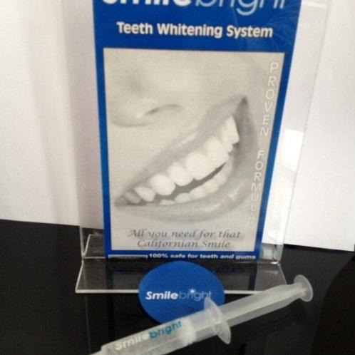 Replacement whitening gel