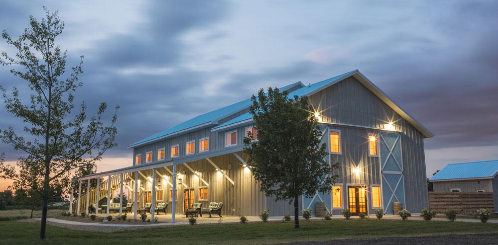 Blue Haven Barn