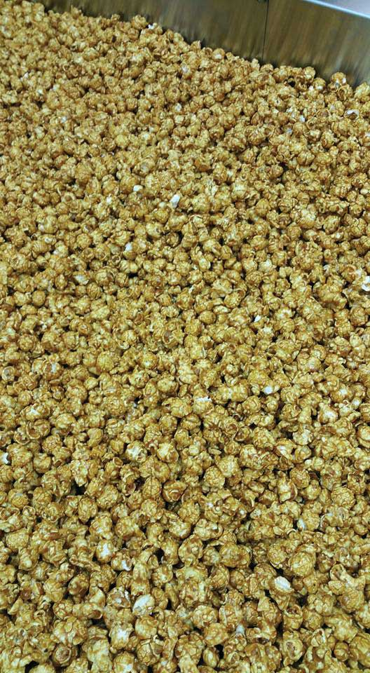 Crazy Daizy's Popcorn