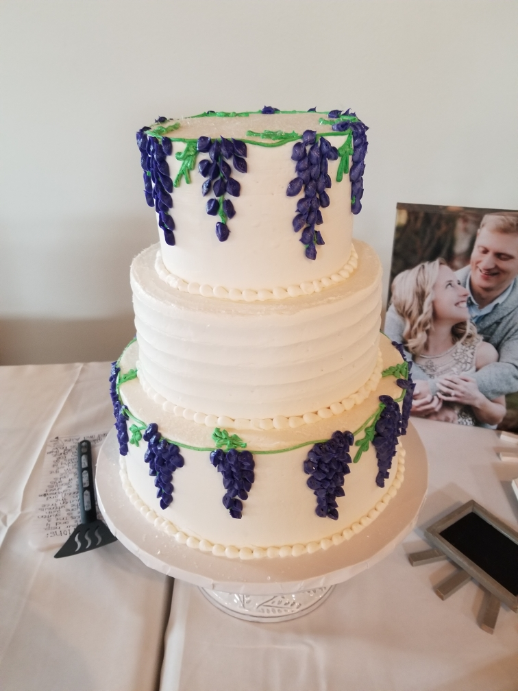 grape wedding