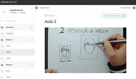 Curso Método Fan Art 2.0 Funciona? Veja - Benefícios e Resultados