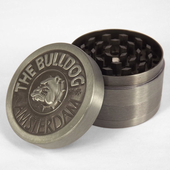The Bulldog Herb Grinder