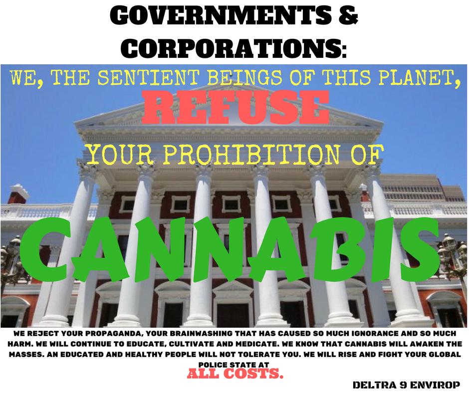 Delta 9 Envirop meme governments corporations cannabis
