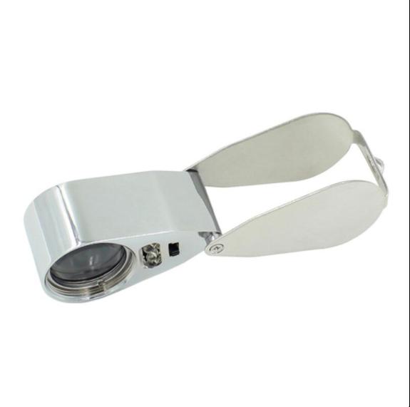 Microscope Loupe 40X