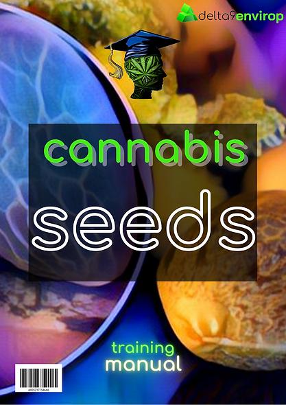 Cannabis Seeds Training Manual (hardcopy)