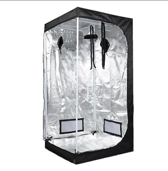 Reflective Indoor Grow Tent - 60 x 60 x 140cm