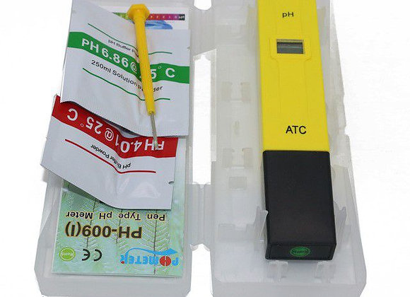 Digital LCD pH Meter with Auto-Calibrate