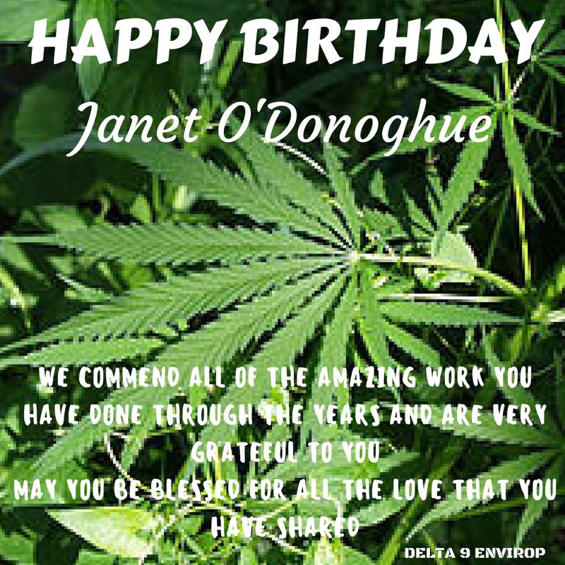 Delta 9 Envirop meme janet o'donoghue birthday