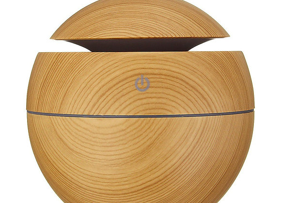 Ultrasonic Aroma Humidifier - Brown