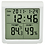 Thumbnail: Digital Thermometer Hygrometer Large LCD Display