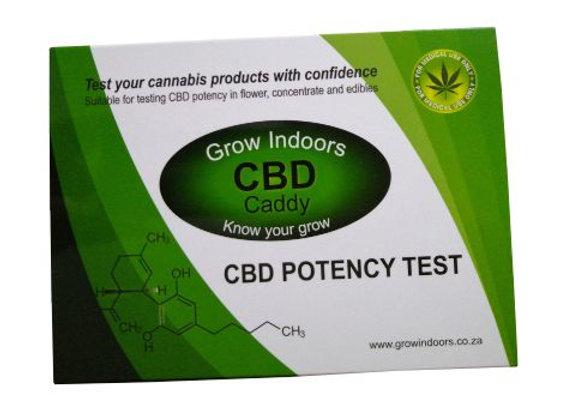 CBD-Caddy CBD Potency Test Kit