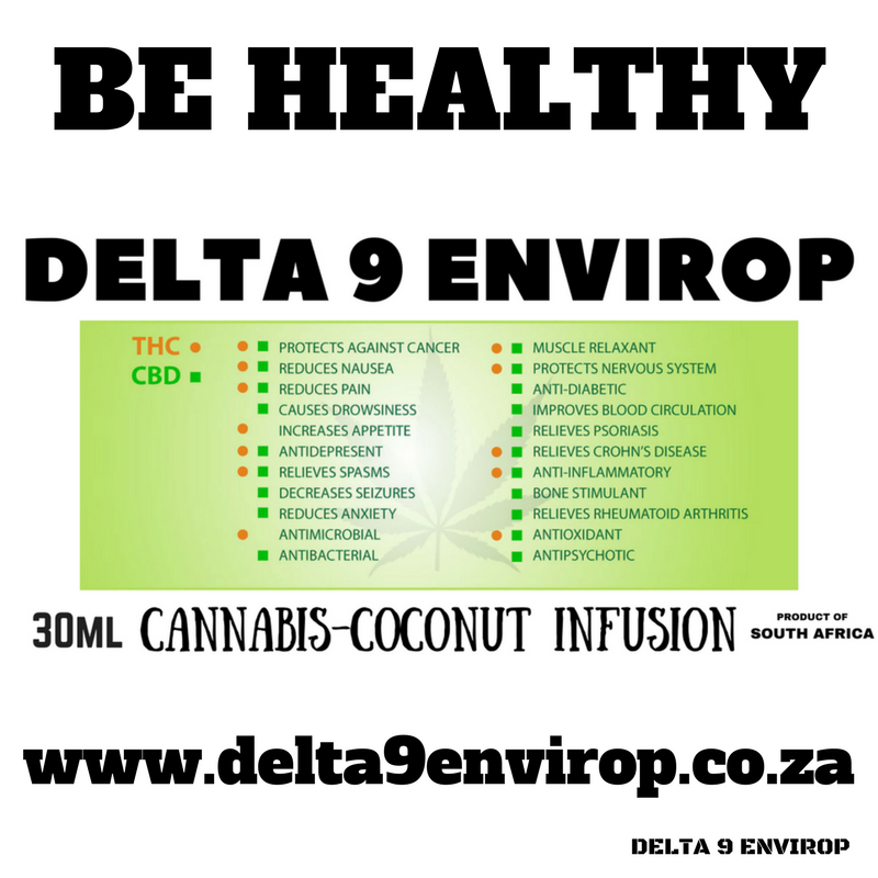 Delta 9 Envirop meme old label